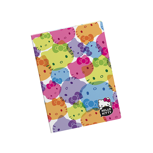 Caderno Pautado Agrafado 80fls 60grs A5