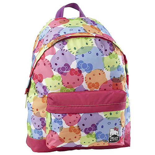 Mochila Clássica Hello Kitty